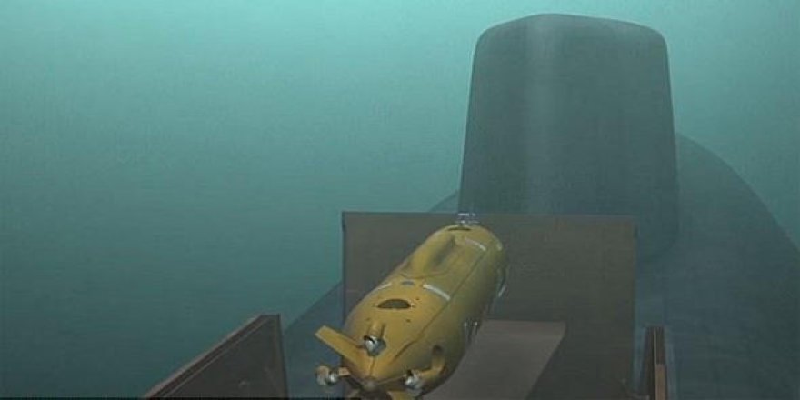 Putin'in yeni silahı! 'Kamikaze' denizaltısı…