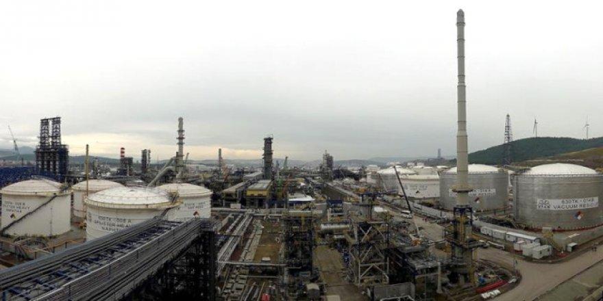 STAR Rafineri'nin ilk petrolü  Azerbaycan'dan