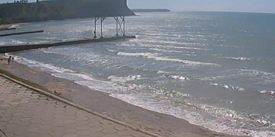 Kırım'da plajlar yok oluyor