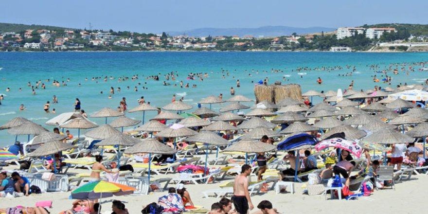 Ilıca Plajı'nda yürütmeyi durdurma kararı kaldırıldı