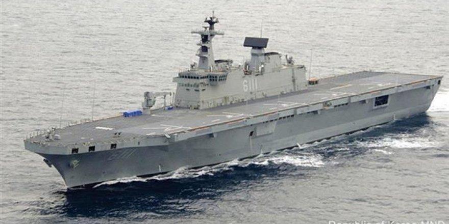 Yeni amfibi taarruz gemisi, 2020'de hizmete girecek