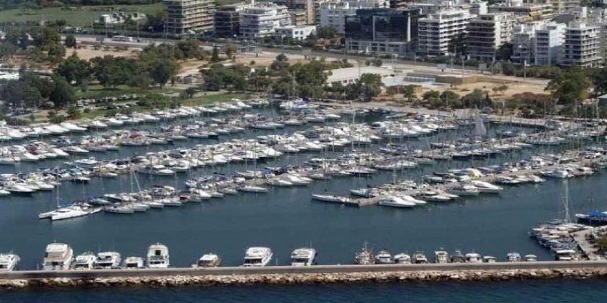 Koç ve Doğuş, Atina'da Alimos Limanı için yarışacak