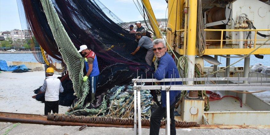 Karadenizli balıkçıların umudu orkinosta