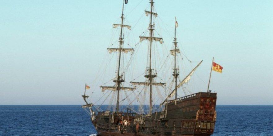 300 yıllık batık gemideki hazine bulundu!