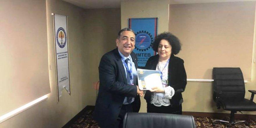 UMTEB Kongresi Batum'da Gerçekleştirildi