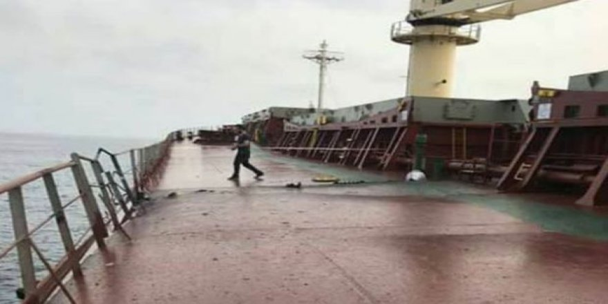 Dışişleri'nden Yemen'de vurulan gemi açıklaması