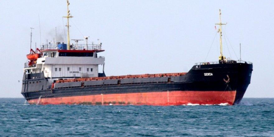 'Türk gemisinin Azak Denizi'ne girmesi engelledi' iddiası
