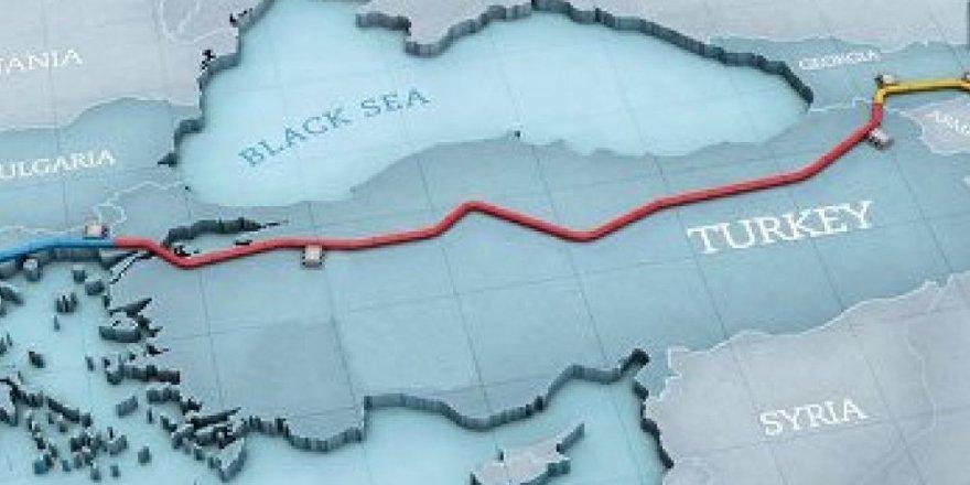 Güney Gaz Koridoru açıldı