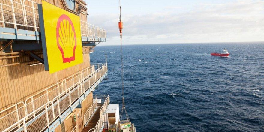 Shell, Kuzey Denizi'nde boru hattı kuruyor