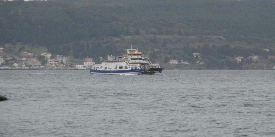 KKTC-Alanya feribot seferleri yeniden başladı