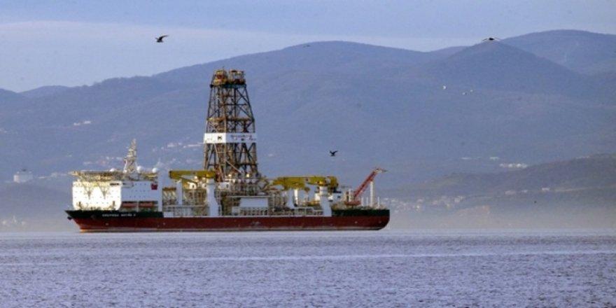 Sondaj gemisi 'Fatih' Akdeniz'i fetihe çıkıyor