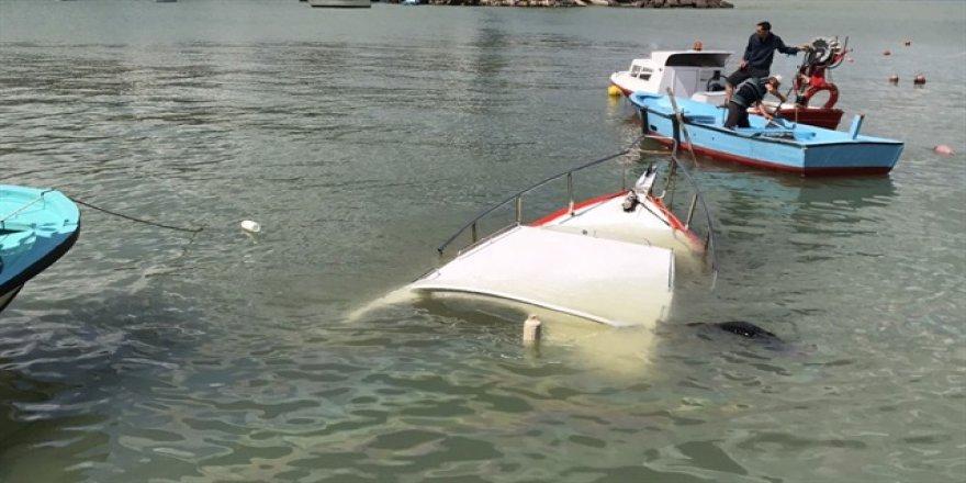 Şile'de tekne battı: 1 ölü, 1 kayıp!