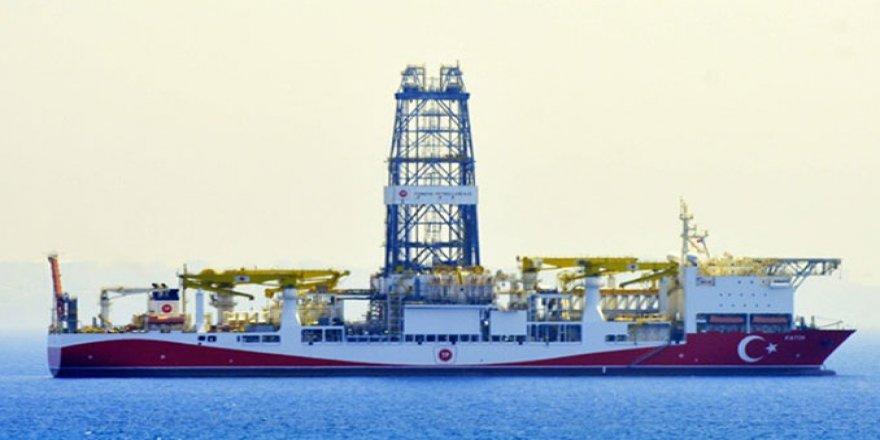 İkinci sondaj gemisi Aralık'ta denize iniyor