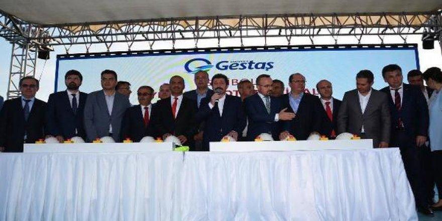 Gelibolu'da yeni feribot terminalinin temeli atıldı
