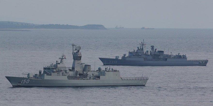 Rus ve Türk donanmaları işbirliği yapacak