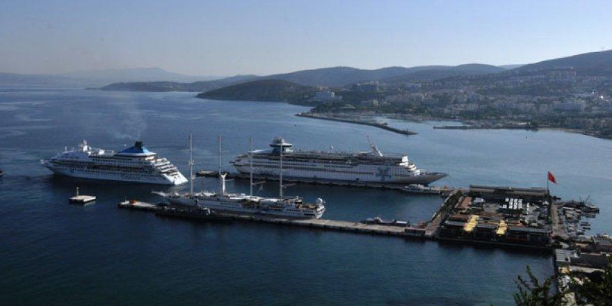 71 liman başkanına hizmet içi eğitim