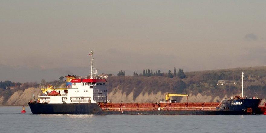 Türk yük gemisi Adriyatik'te batıyor