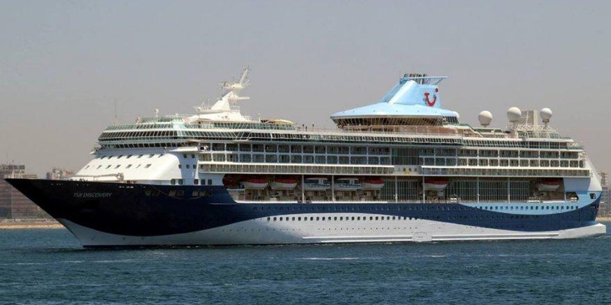Bodrum ve Marmaris kruvaziyer gemilerini ağırlıyor