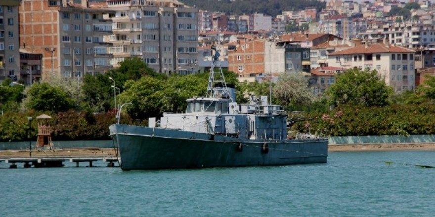 'Müze gemi' olarak halkın hizmetine açılacak