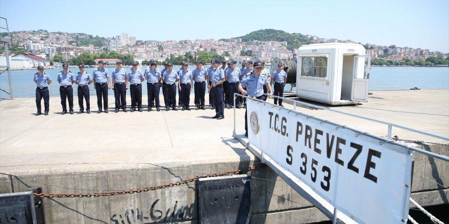Denizaltıdaki kahramanlar bayramda da nöbetteydi