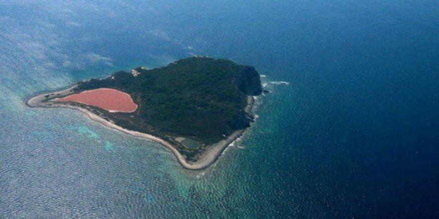 Doğanbey Adası'na jeotermal kaynak için ÇED izni