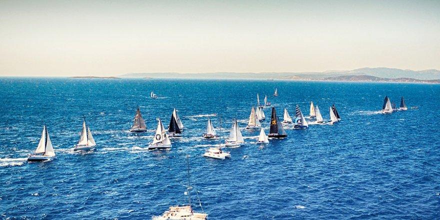 Arkas Aegean Link Regatta Yarışına hazırlanıyor