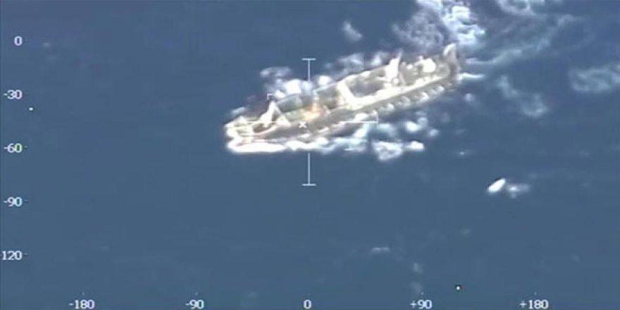 Çin sahil güvenlik tartışmalı adalarda devriyede
