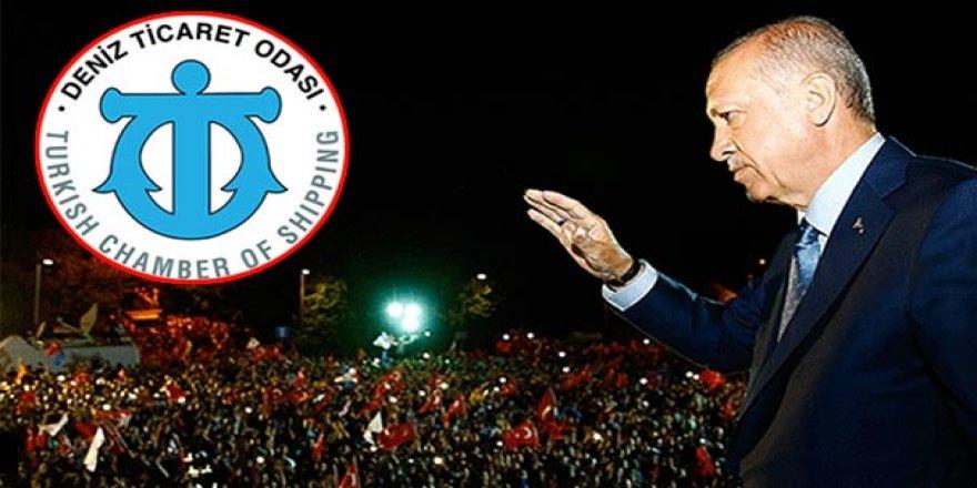 DTO'dan Cumhurbaşkanı Erdoğan'a tebrik