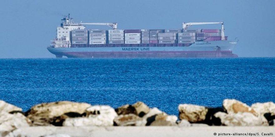 Suudi Arabistan'dan Maersk'e çalışma ruhsatı