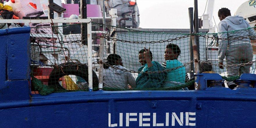 Malta, yardım gemisinin yanaşmasına izin verdi