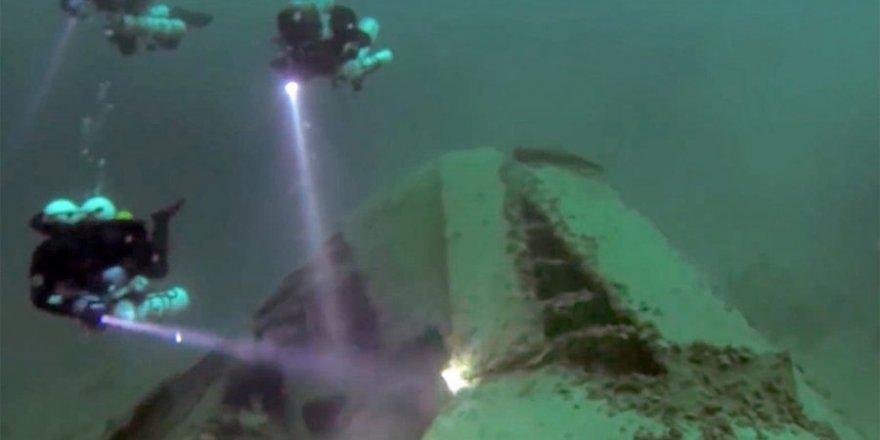 Karadeniz'de denizaltı ve uçak enkazları bulundu!