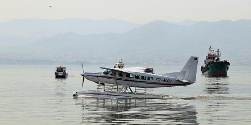 Marmara Denizi'ne havadan sıkı denetim