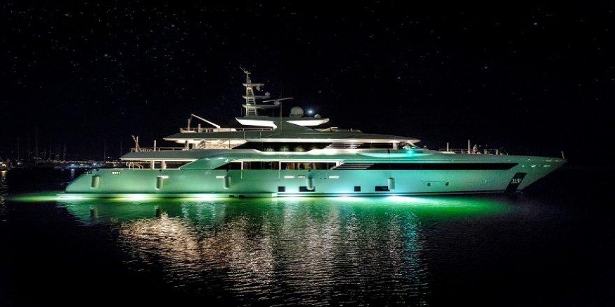 Süperyat Latona Monaco Yacht Show için hazır