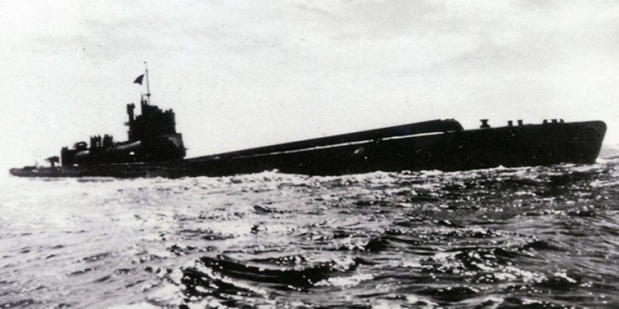 2. Dünya Savaşı'ndan kalma 3 denizaltı bulundu