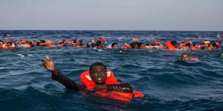 Akdeniz 6 ayda bin 400 kişiye mezar oldu