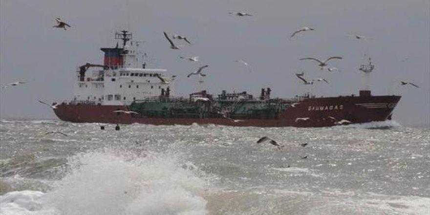 Sivriada açıklarında 2 gemi çarpıştı