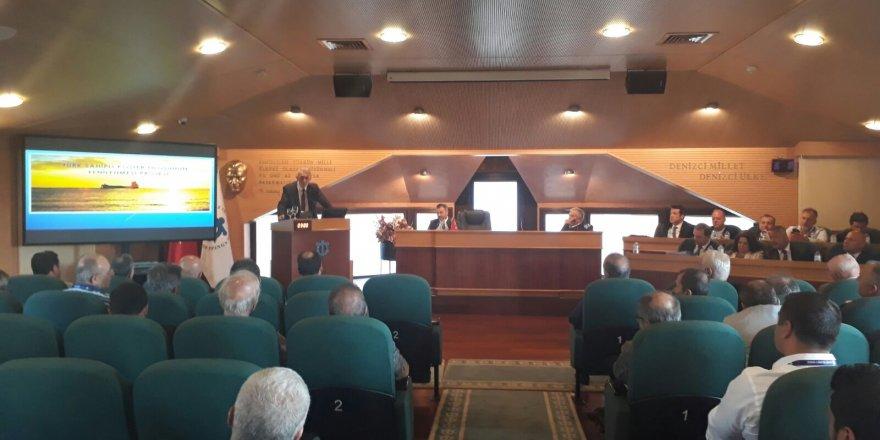 IMEAK DTO Temmuz ayı Meclis toplantısı yapıldı