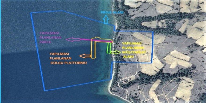 Saros FSRU İskelesi ÇED Raporu kabul edildi