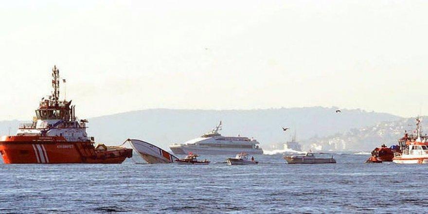 Sarayburnu faciasında kaptana 6 yıl 8 ay hapis