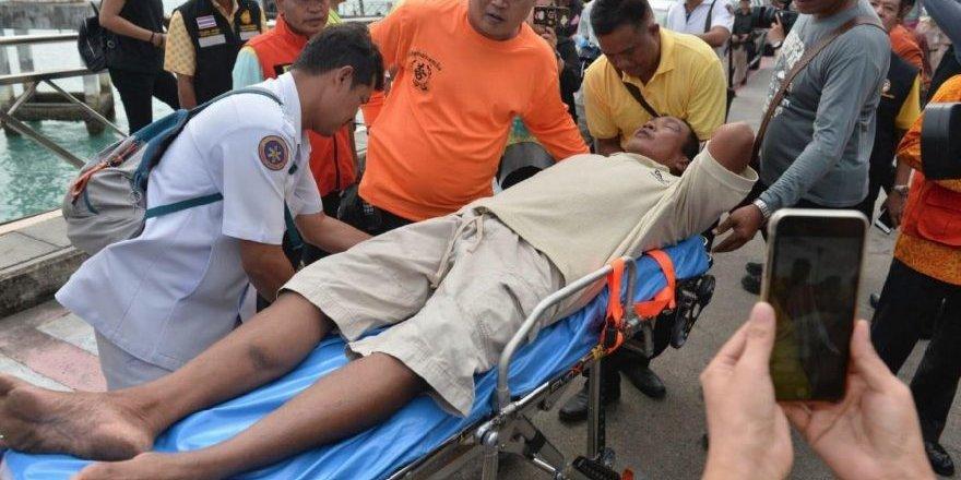Phuket Adası'nda ölü sayısı artıyor