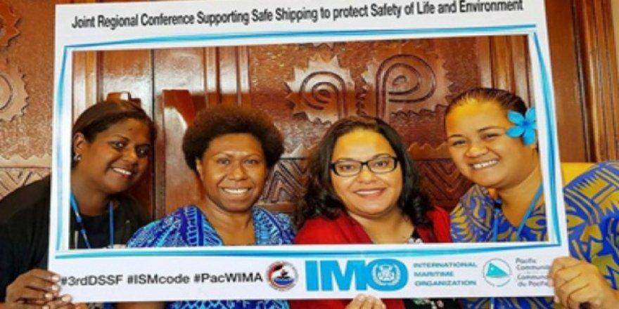 IMO 2019 Dünya Denizcilik Günü'nde kadınlara odaklanıyor