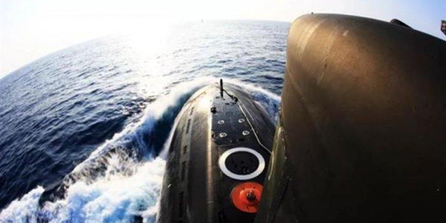 Çin'in AIP denizaltısından rekor