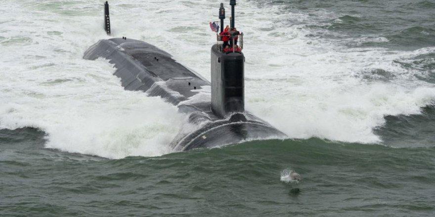 Norfolk deniz üssü için tehlike çanları