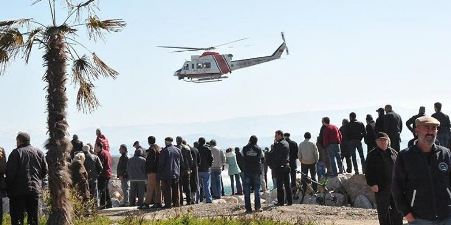 SGK 30 göçmen için kurtarma operasyonu başlattı
