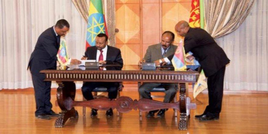 Etiyopya, Eritre'nin limanını kullanacak