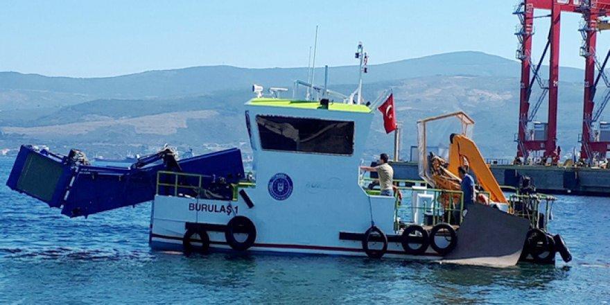 Bursa'nın sahilleri artık daha temiz