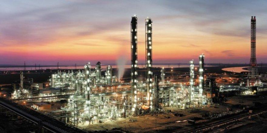 Orta Doğu'nun en büyük petrokimya tesisi
