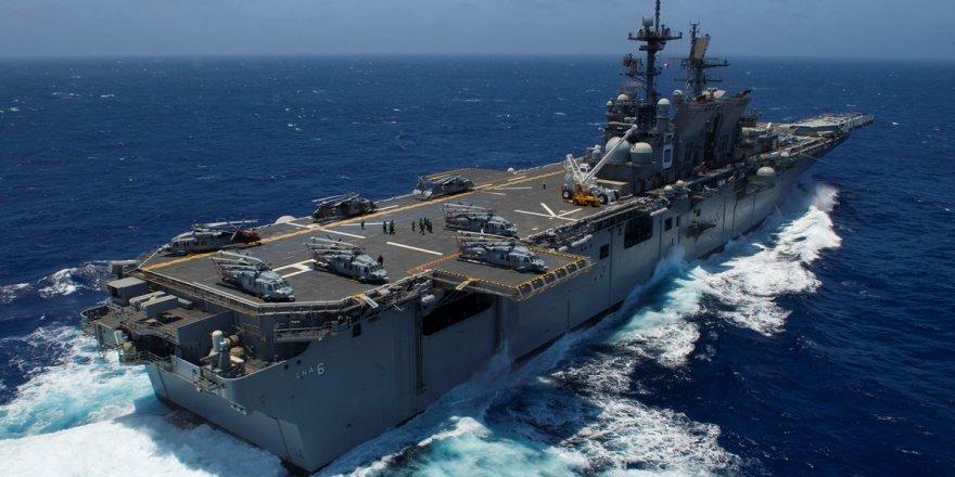 ABD gemileri yine Ortadoğu'ya gidiyor
