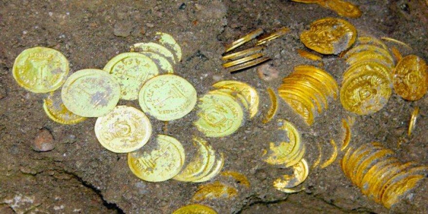 Altın yüklü batık gemi bulundu