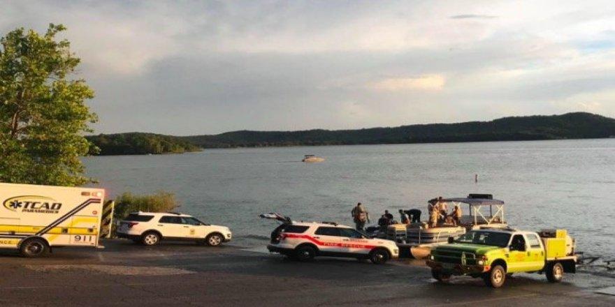 ABD'de tekne battı:  11 ölü, 7 yaralı